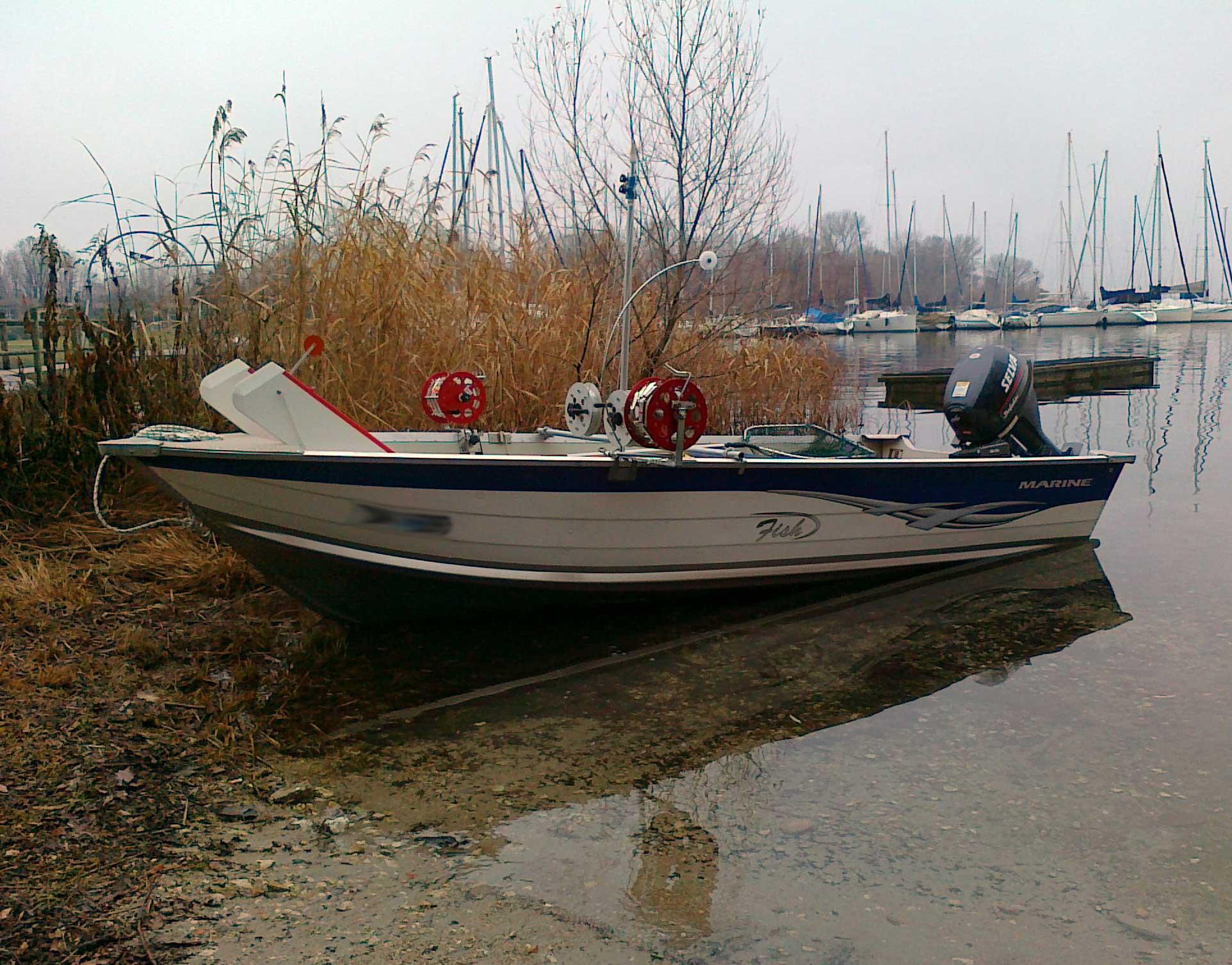 Approfondimenti for Barca a vapore per barche da pesca